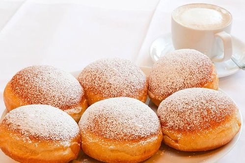 Video Tutorial: Krapfen o Bomboloni