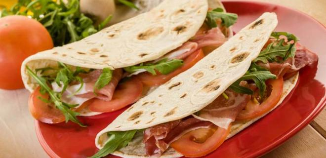 Video tutorial: Come preparare una Piadina Romagnola