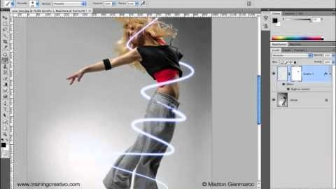 Video Tutorial: Photoshop – Scie di luce