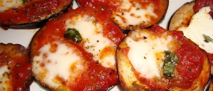 Video Tutorial: Pizzette di Melanzane con Pomodoro e Mozzarella