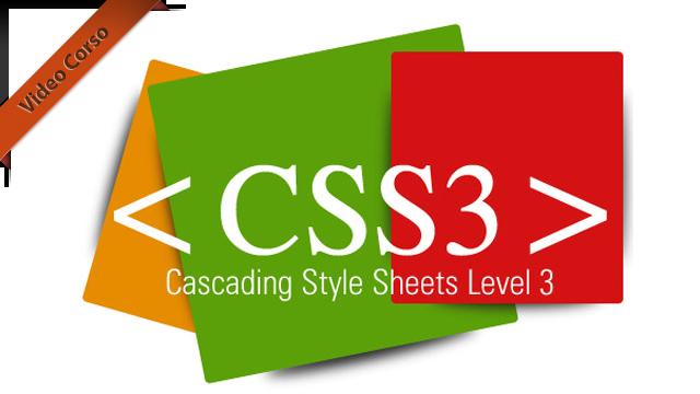 Video Corso: Le basi del CSS